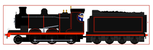 Request Number Two: NWR MT1 Class Sprite by Diamond-Jubilee