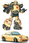 BumbleBee Roadster concept by Blitz-Wing