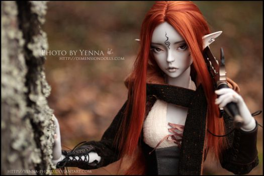 Deadly red by yenna-photo