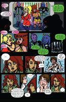 BIMBOS IN SPACE ISSUE 1: PAGE 2 by trampy-hime