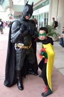 Gotham's Protectors by FloresFabrications