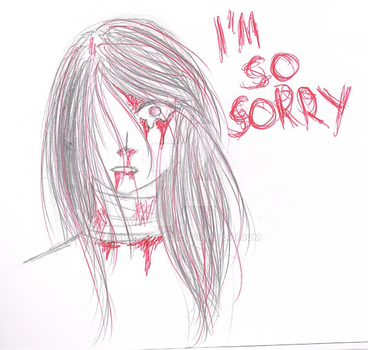 Sorry by CryDontSmile
