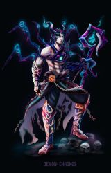 Lord of demons- Chronos by RobCV