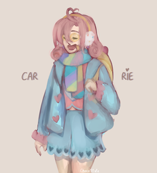 Pastel Girl by ChocoStyle