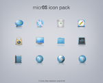 micr Os icon pack 64 px v2 by LeMex