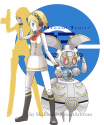 Ace Trainer Aigis by Skallhati