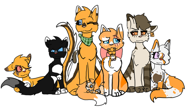 Nook's Family by Bubble-Empress