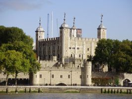 Tower of London by wildmage007