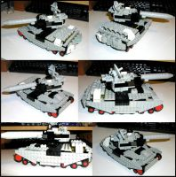 LEGO Tank 2 by Frohickey
