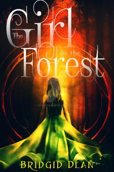 Girl of the Forest ebook cover by Dafeenah