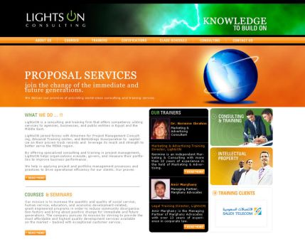 lightson web site 2 by Chico1234