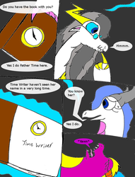 The Legacy of Time Episode 2 Page 7 by JacobTheDragon