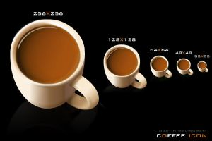 Coffee Icon by dustMights