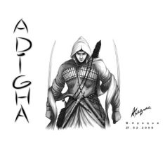 Adigha Zaor by Circassians