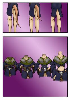Page 6 Of Skaven and Elves by blackdragon65