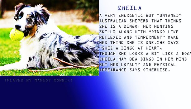 Sheila Profile by Cinemutt14