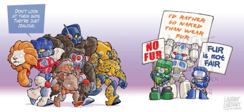 Stop Furry Transformers by a-loft-on-cybertron