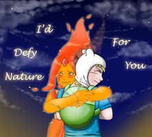 I'd Defy Nature For You by Lew-Legend