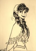 Princess Anna by Blossom525