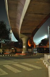 bangalore mg road by shadow-danielz