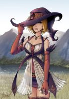 Deadly Sin: Ruby by Saehral