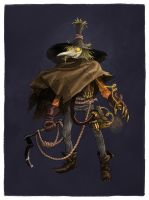 Scarecrow by mscorley
