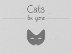 Cats - be gone by xeloader