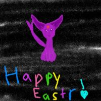 Shadow Wishes you a Happy Easter by ShadowButterflyPenta