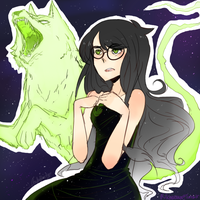 Homestuck - Jade by Rika-Wawa