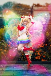 Le papillon by Mikacosplay