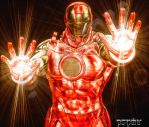 The Power of Ironman by giumabei