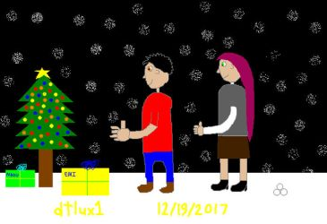 10(ish) Days of Christmas 2017 - Day 5 by dtlux2