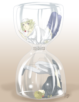 SP. Hourglass by Eviloddball