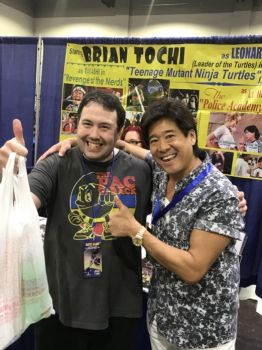 Me and Brian Tochi by Tatsunokoisthebest