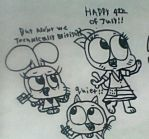 Fourth Of July!! (Gumball) by SquirrelCat1998V2