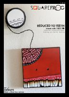 Reduced to teeth:set1 01 red by SquareFrogDesigns