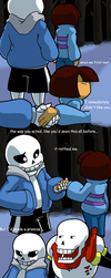 Undertale: First Impressions by WFengs