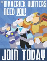 Mega Man Tribute - Join Today by MSipher