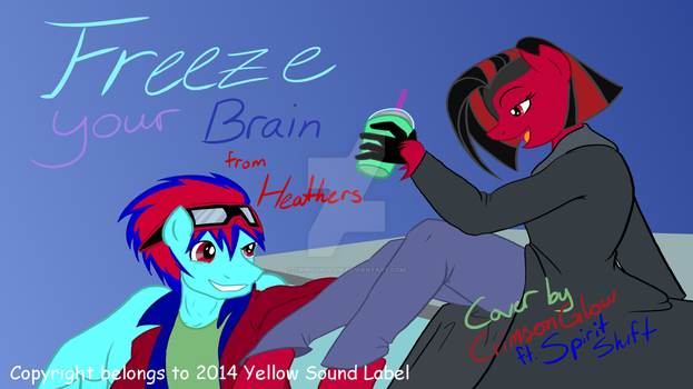 Freeze your Brain Cover Art