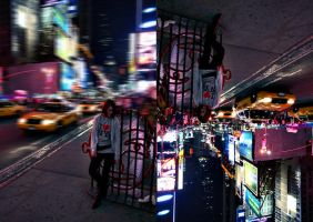 TimeSquare. by addiicted