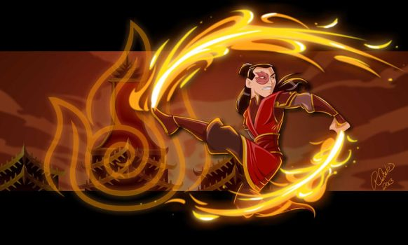 Zuko of the Fire Nation by racookie3