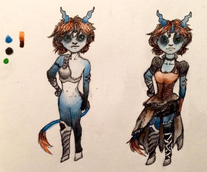 Pandroid Adoptables [OPEN] by Firefly-8