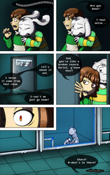 Curiousity Pg3 by GhostLiger