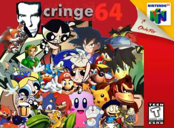 Cringe 64 by FUNImation2002