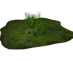 Free Stock - Grassy Land by madetobeunique