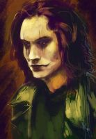 Eric Draven by LhuvIk