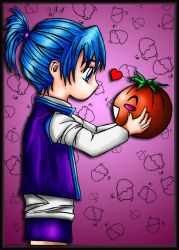I love you Mr. Tomato by Caladria