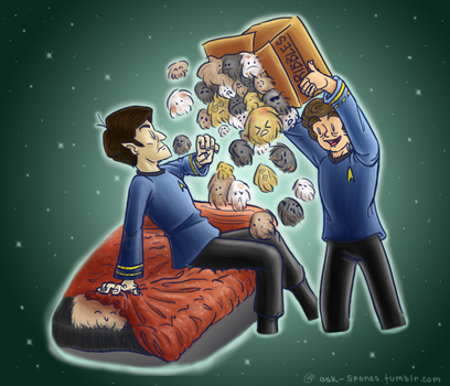 Tribble Dump by Autumn-In-April