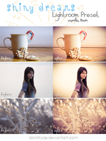 LR preset: Shiny Dreams - Vanilla Town by DorottyaS