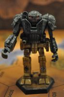 Table top Atlas mech Battletech by smtkelly